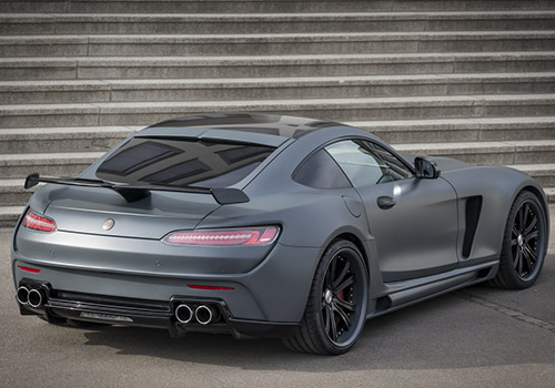Mercedes AMG tecnologia e innovaciones