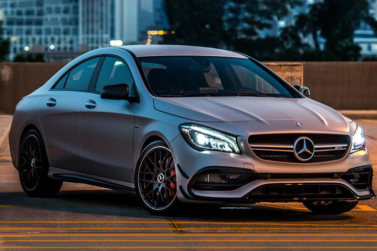 Mercedes Benz CLA coupé confort