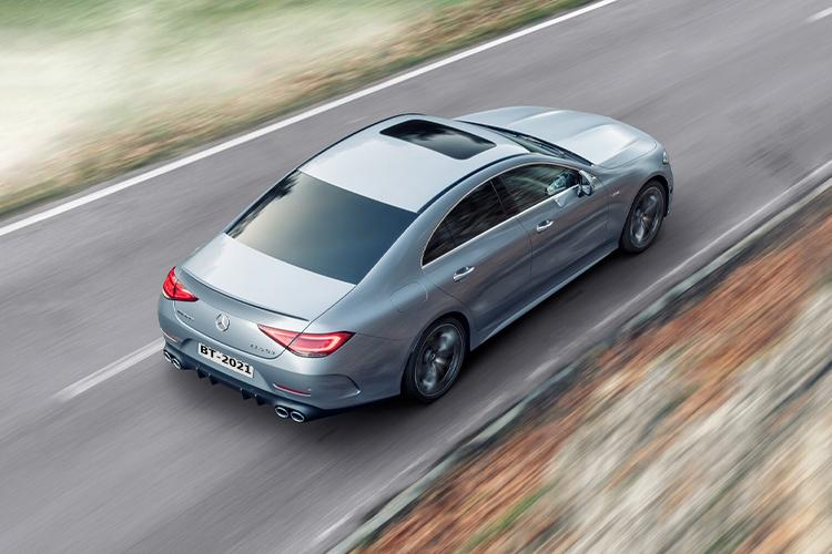 Mercedes-Benz CLS 2022 rediseñado potencia innovaciones