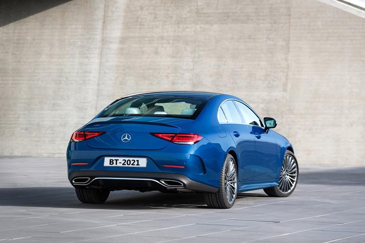 Mercedes-Benz CLS 2022 rediseñado tecnologia innovaciones diseño