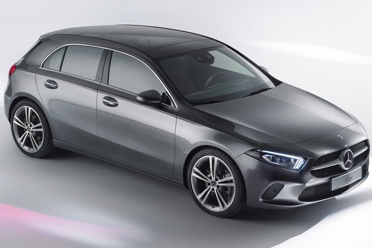 Mercedes Benz Clase A hatchback innovaciones