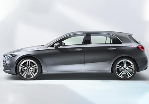 Mercedes Benz Clase A hatchback motor
