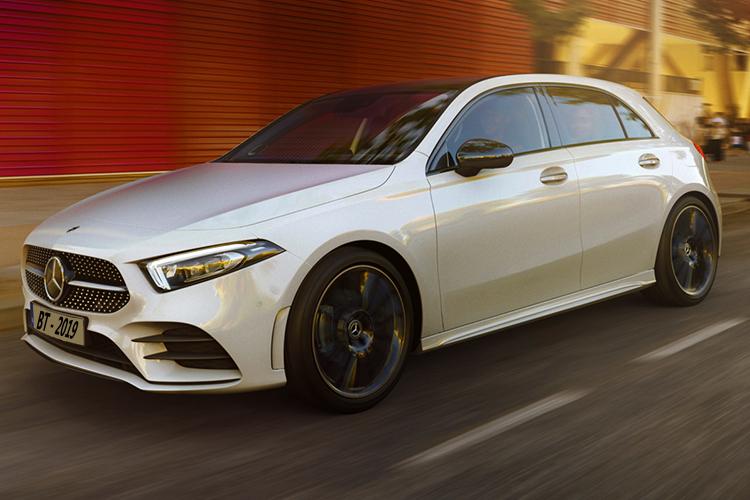 Mercedes Benz Clase A hatchback tecnologia
