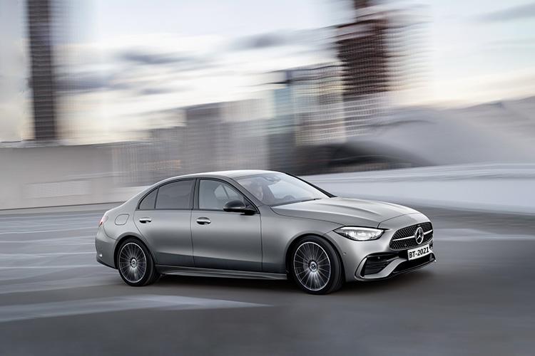 Mercedes-Benz Clase C rediseño y más tecnológico diseño