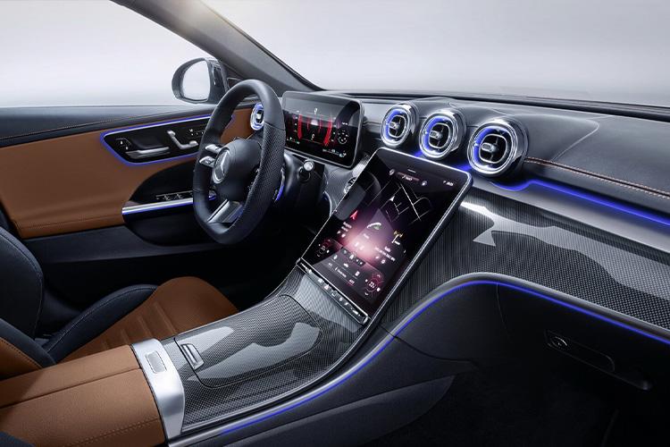 Mercedes-Benz Clase C rediseño y más tecnológico sistema de infoentretenimiento