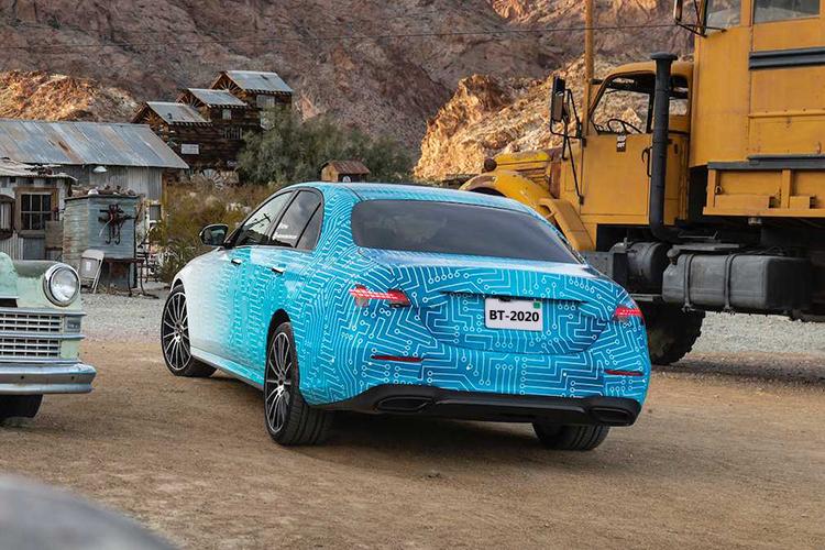 Mercedes-Benz Clase E innovaciones