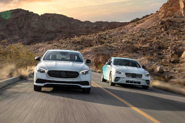 Mercedes-Benz Clase E tecnología