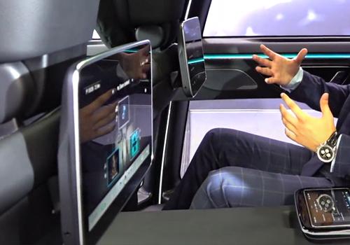 2021 con airbags traseros tablet diseño