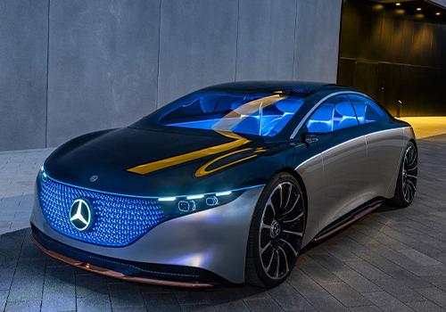 hyperscreen la nueva macro pantalla en el coche eléctrico tecnología rendimiento carrocería debut oficial