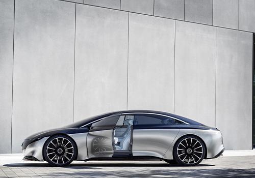 hyperscreen la nueva macro pantalla en el coche eléctrico tecnología rendimiento carrocería
