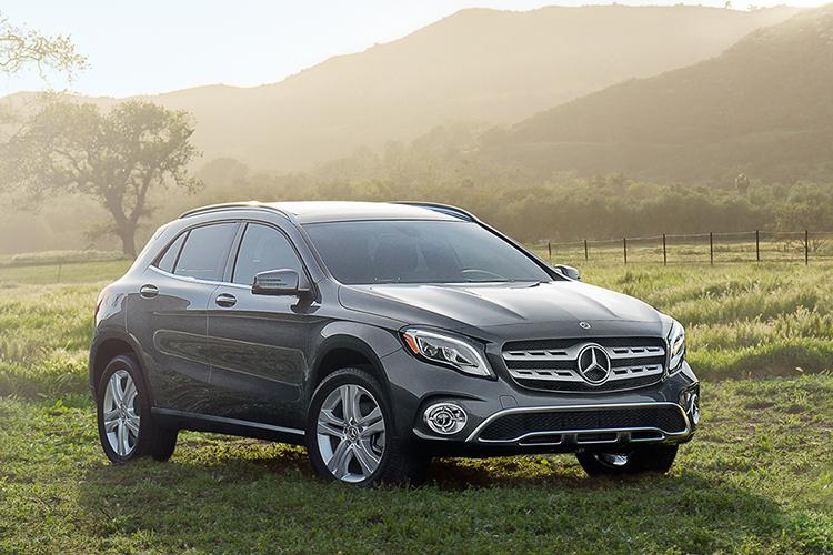 Mercedes Benz GLA innovaciones