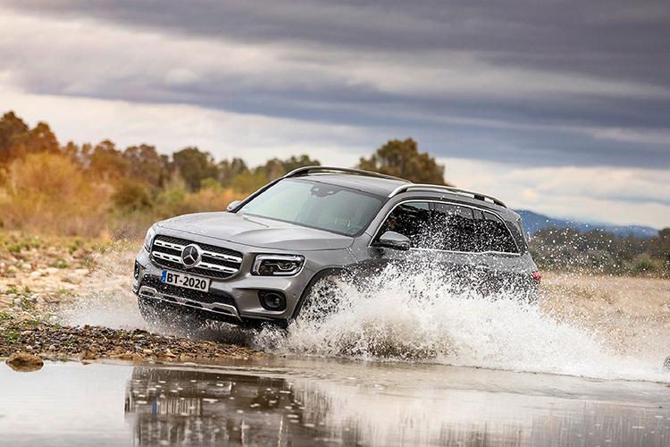 Mercedes-Benz GLB innovaciones