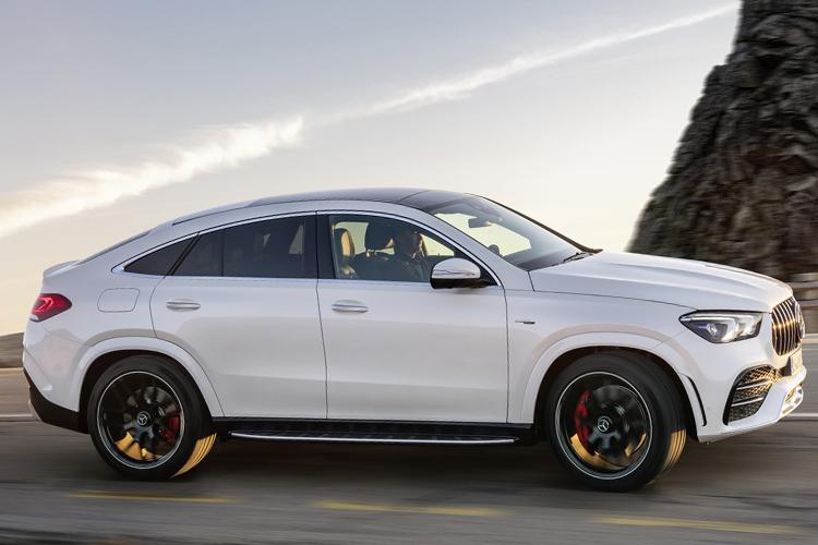 Mercedes-Benz GLE Coupé motor de gasolina