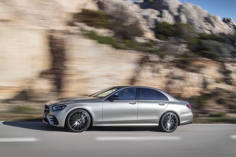 Mercedes-Benz clase E modelo