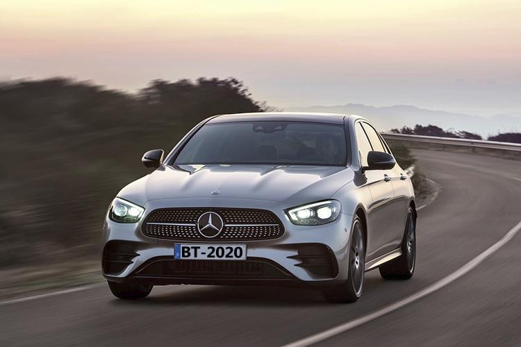 Mercedes-Benz clase E nuevas tecnologías