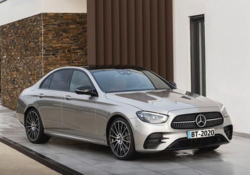 Mercedes-Benz clase E tecnología Sistema Exit Assist