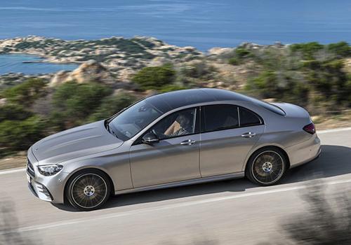 Mercedes-Benz clase E tecnología e innovacion