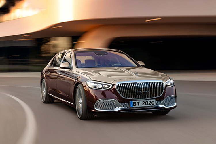 Mercedes Clase S Maybach 2021 Tecnología
