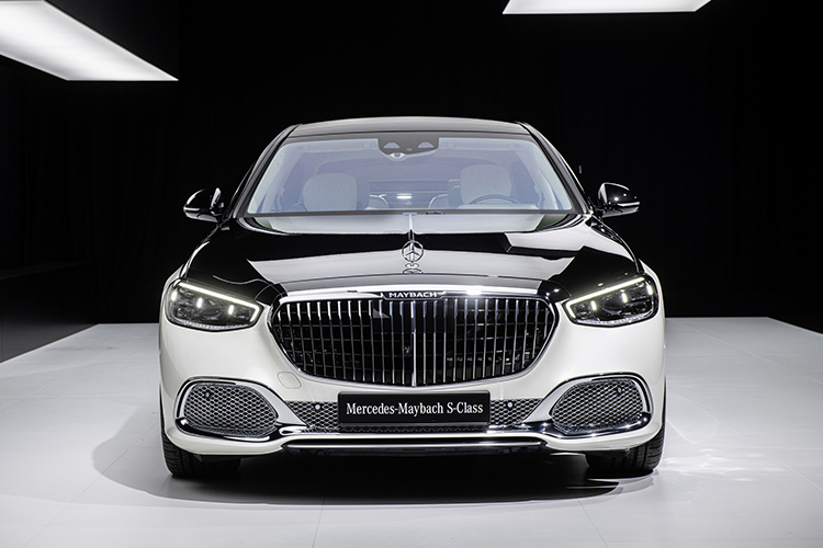 Mercedes Clase S Maybach 2021 exclusivo