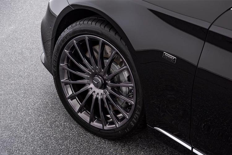 Mercedes-Maybach S 650 Night Edition edición especial llantas 20 pulgadas