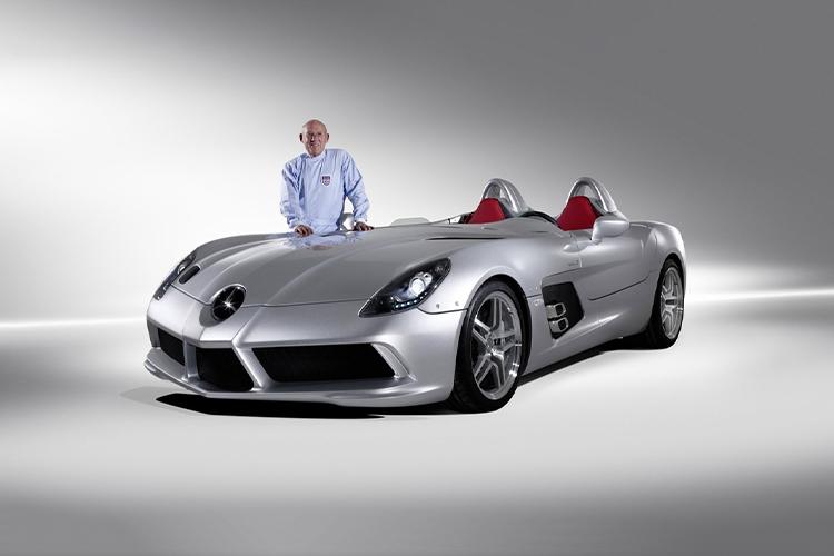 Mercedes SLR McLaren Stirling Moss edición especial solo 75 unidades