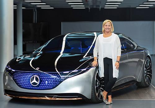 EQS concept car