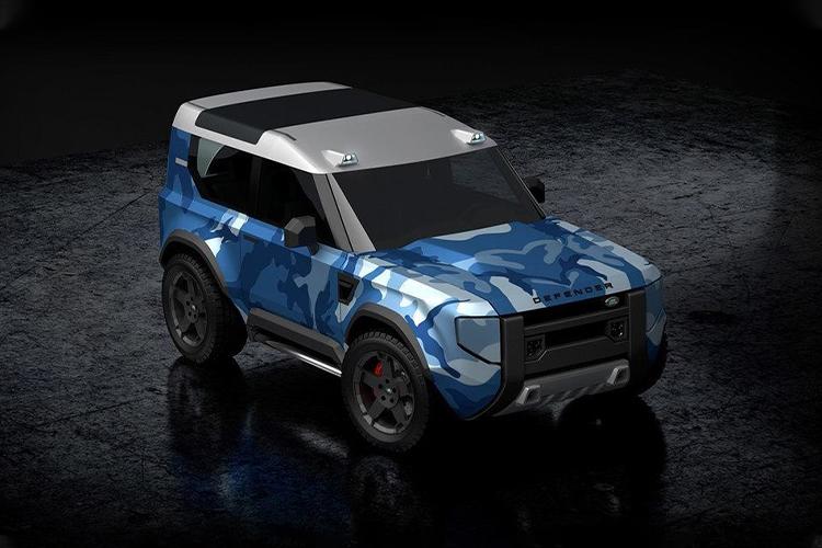 Mini Land Rover la nueva gama de productos tecnología