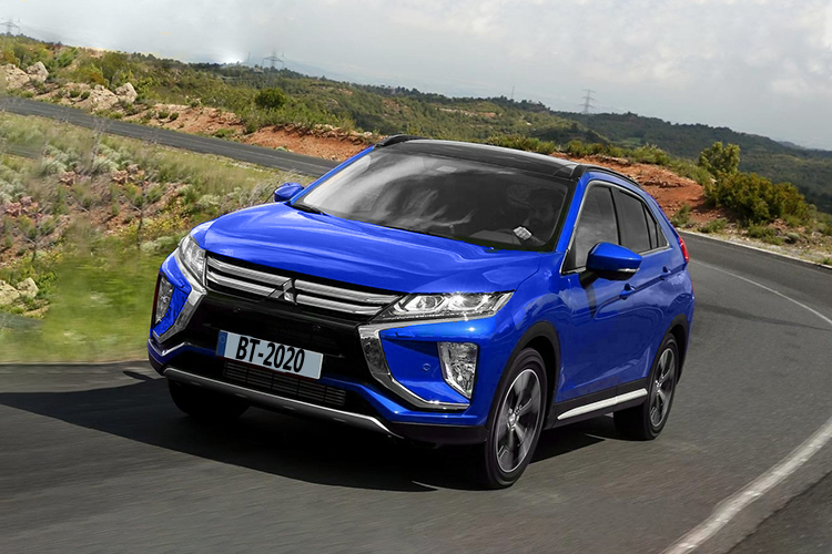 Mitsubishi Eclipse Cross Black Edition, edición especial