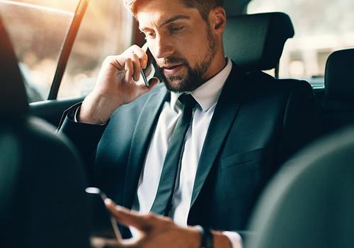 Modo Silencio en Uber, disponible para usuarios Uber Black y Black SUV