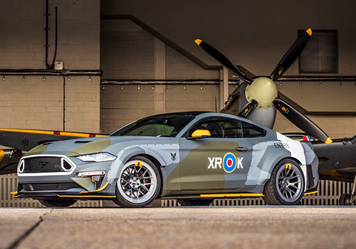 Mustang GT Eagle Squadron