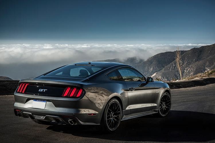 Mustang GT Edición tributo se va a subasta
