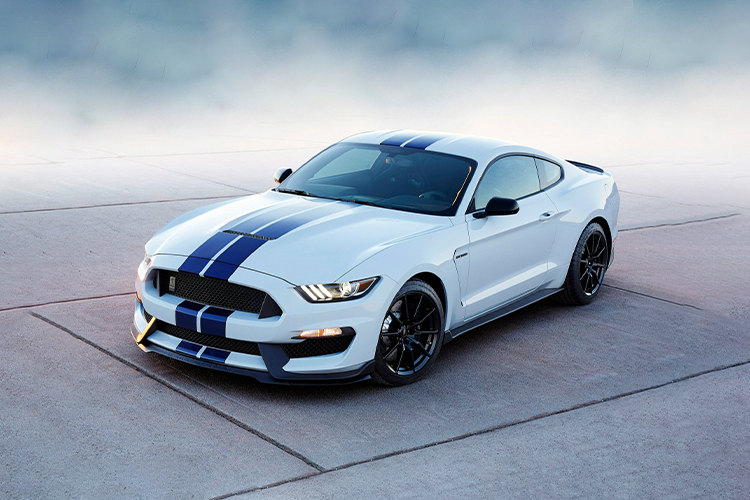 Mustang Shelby GT350 y GT350 R modelos Ford dejarán de producirse en Noviembre