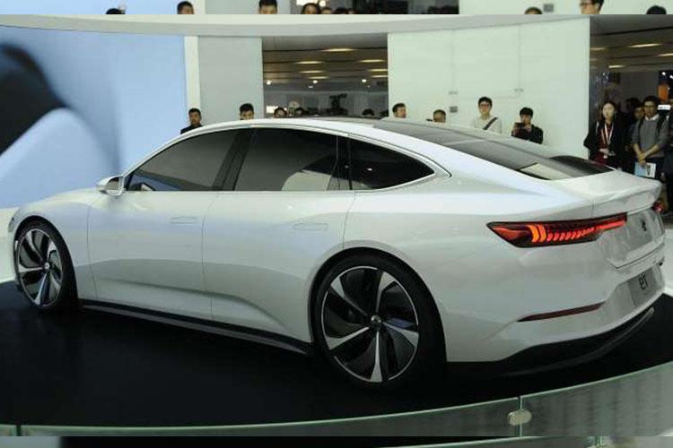 NIO ET Preview vehiculo 100% electrico