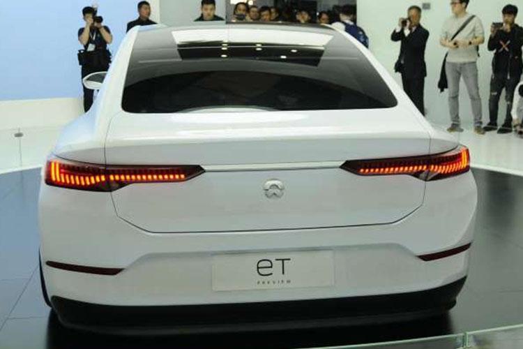 vehiculo para mercado chino