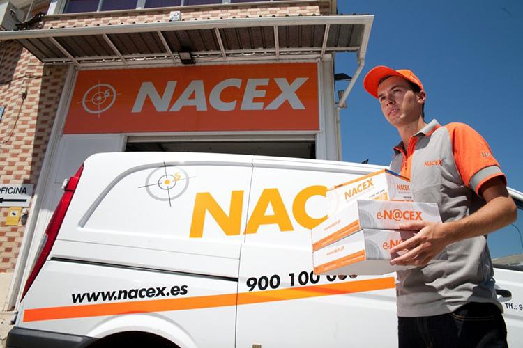 Nacex y Volkswagen entrega de paqueteria plataforma volkswagen