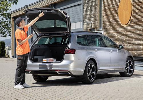 Nacex y Volkswagen entrega de paqueteria volkswagen acceso remoto