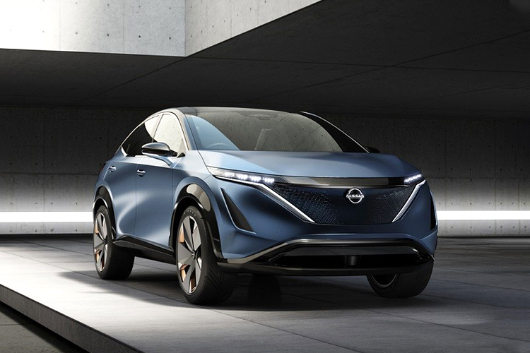 Nissan Ariya electricos