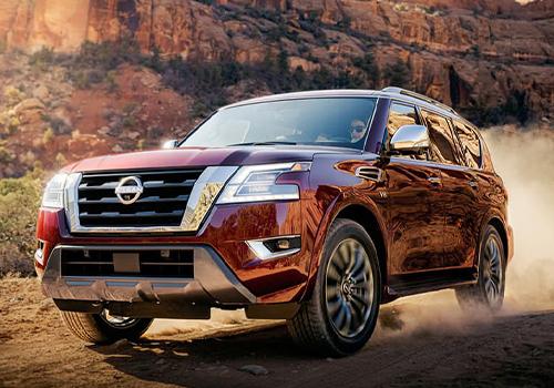 Nissan Armada nuevos modelos 2021 diseño tecnologia equipamiento