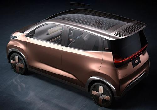 Nissan IMk Concept car asistencia propilot 2.0