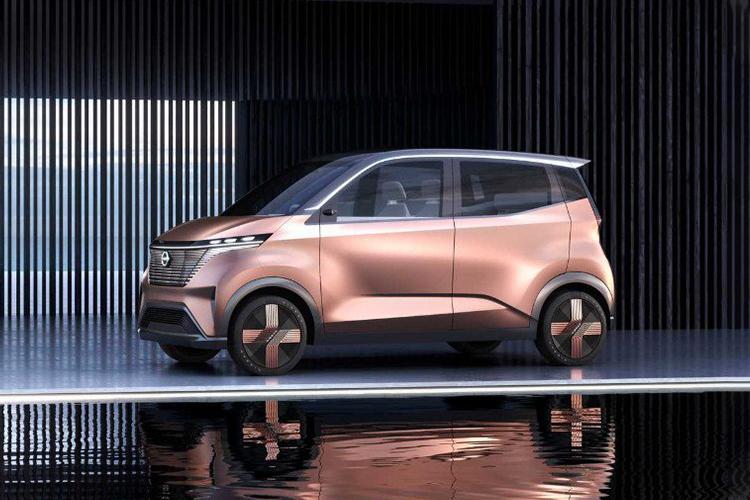 Nissan IMk Concept tamaño rendimiento
