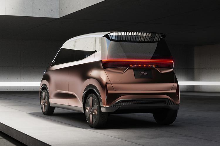 Nissan IMk Concept vehiculo