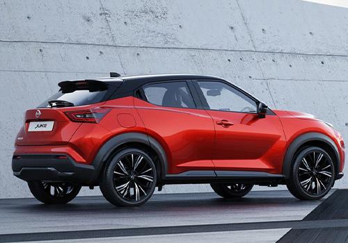 Nissan Juke con sistema ProPilot nueva generación