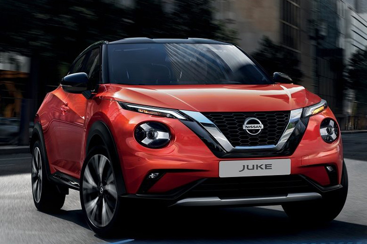Nissan Juke motor 1.0 litros