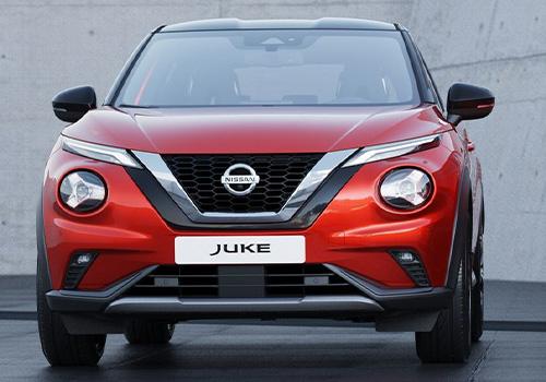 Nissan Juke nuevos faros LED