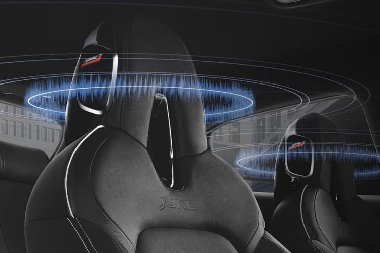 Nissan Juke sonido bose
