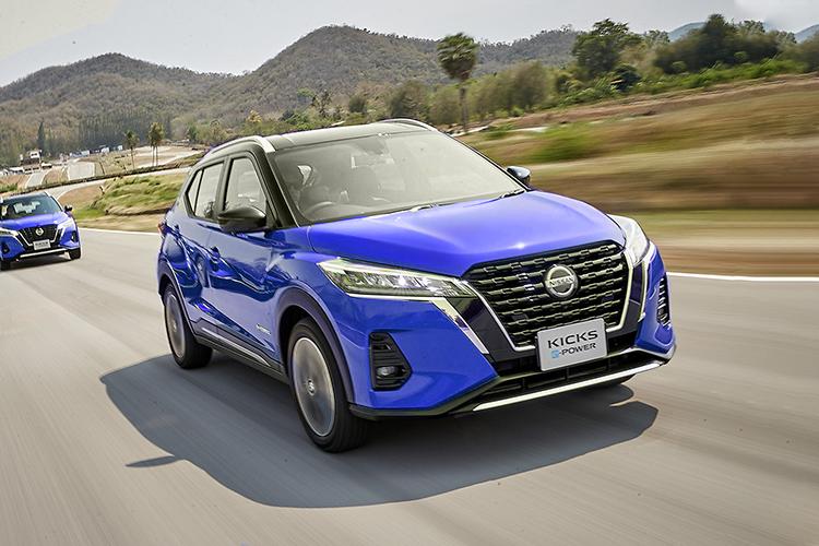 Nissan Kicks 2021 diseño