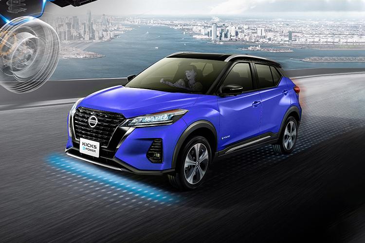 Nissan Kicks 2021 segunda generación