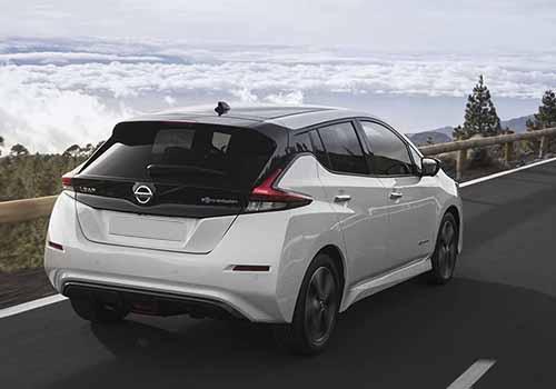 Nissan Leaf 2019 con más tecnologia e innovaciones e-pedal