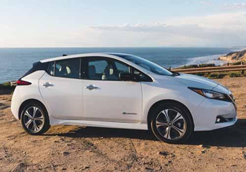 Nissan Leaf electrico con más de 200 kilometros de autonomia_e-pedal