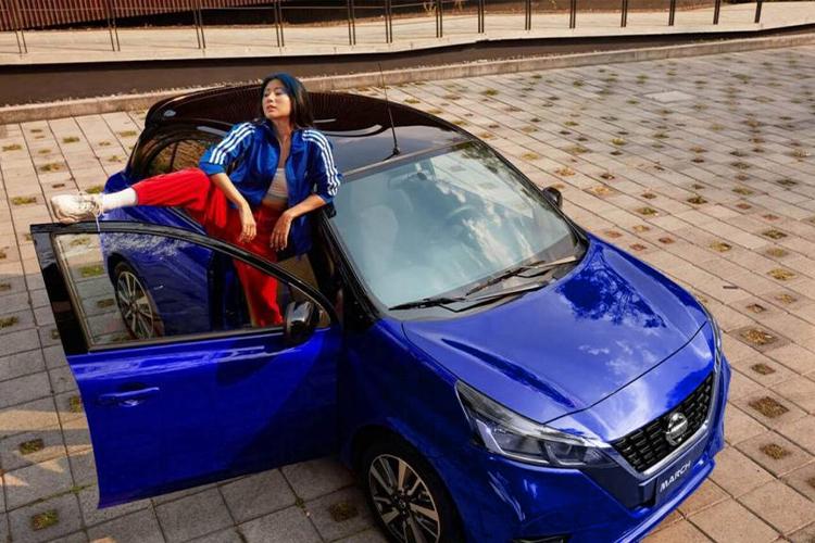 Nissan March 2021 renovada y más segura carrocería seguridad innovaciones
